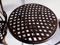 Литая мебель из алюминия_4