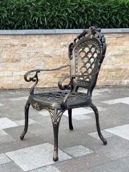 Кресла из литого алюминия Корона Арки_5